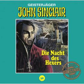 John Sinclair Tonstudio Braun - Folge 38: Die Nacht des Hexers
