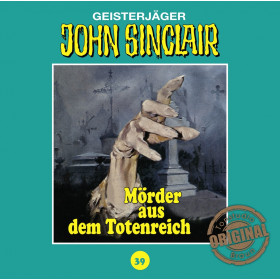 John Sinclair Tonstudio Braun - Folge 39: Mörder aus dem Totenreich
