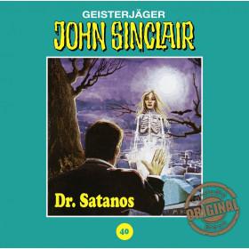 John Sinclair Tonstudio Braun - Folge 40: Dr. Satanos