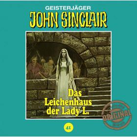 John Sinclair Tonstudio Braun - Folge 41: Das Leichenhaus der Lady L.