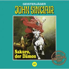 John Sinclair Tonstudio Braun - Folge 42: Sakuro, der Dämon