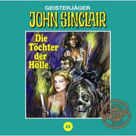 John Sinclair Tonstudio Braun - Folge 43: Die Töchter der Hölle