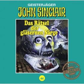John Sinclair Tonstudio Braun - Folge 44: Das Rätsel der gläsernen Särge