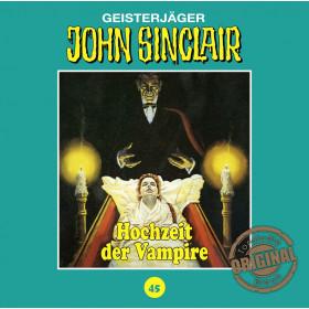John Sinclair Tonstudio Braun - Folge 45: Hochzeit der Vampire