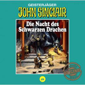 John Sinclair Tonstudio Braun - Folge 46: Die Nacht des Schwarzen Drachen