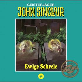 John Sinclair Tonstudio Braun - Folge 48: Ewige Schreie