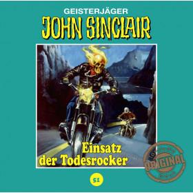 John Sinclair Tonstudio Braun - Folge 51: Einsatz der Todesrocker