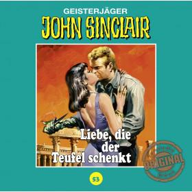John Sinclair Tonstudio Braun - Folge 53: Liebe, die der Teufel schenkt