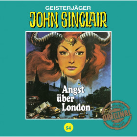 John Sinclair Tonstudio Braun - Folge 54: Angst über London