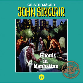 John Sinclair Tonstudio Braun - Folge 57: Ghouls in Manhattan