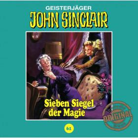 John Sinclair Tonstudio Braun - Folge 61: Sieben Siegel der Magie (Teil 1 von 3)