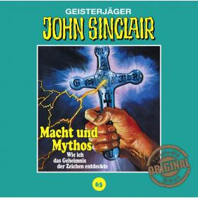 John Sinclair Tonstudio Braun - Folge 63: Macht und Mythos (Teil 3 von 3)