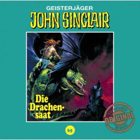 John Sinclair Tonstudio Braun - Folge 65: Die Drachensaat (Teil 2 von 2)