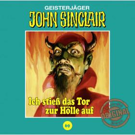 John Sinclair Tonstudio Braun - Folge 69: Ich stieß das Tor zur Hölle auf