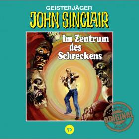 John Sinclair Tonstudio Braun - Folge 70: Im Zentrum des Schreckens