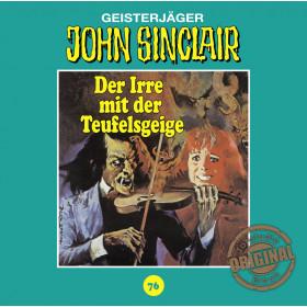 John Sinclair Tonstudio Braun - Folge 76: Der Irre mit der Teufelsgeige