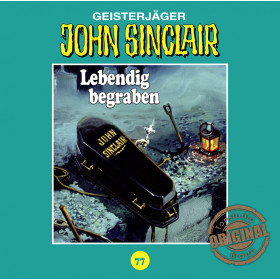 John Sinclair Tonstudio Braun - Folge 77: Lebendig begraben