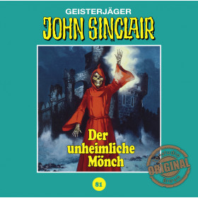 John Sinclair Tonstudio Braun - Folge 81: Der unheimliche Mönch