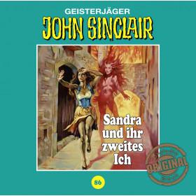 John Sinclair Tonstudio Braun - Folge 86: Sandra und ihr zweites Ich