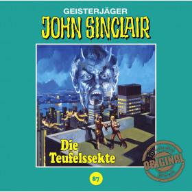 John Sinclair Tonstudio Braun - Folge 87: Die Teufelssekte