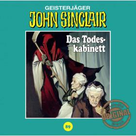 John Sinclair Tonstudio Braun - Folge 89: Das Todeskabinett