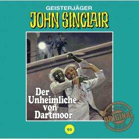 John Sinclair Tonstudio Braun - Folge 90: Der Unheimliche von Dartmoor