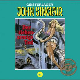 John Sinclair Tonstudio Braun - Folge 92: Der siebenarmige Tod