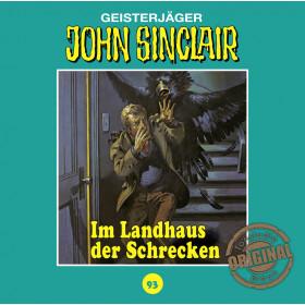 John Sinclair Tonstudio Braun - Folge 93: Im Landhaus der Schreck