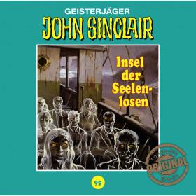 John Sinclair Tonstudio Braun - Folge 95: Insel der Seelenlosen