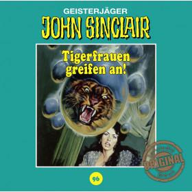 John Sinclair Tonstudio Braun - Folge 96: Tigerfrauen greifen an