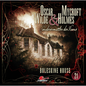 Oscar Wilde & Mycroft Holmes - Folge 21: Boleskine House