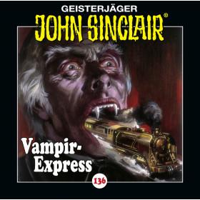 John Sinclair - Folge 136: Vampir-Express (Teil 1 von 2)