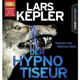 Lars Kepler - Der Hypnotiseur