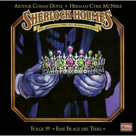 Sherlock Holmes (Titania) - 39: Eine Frage des Teers