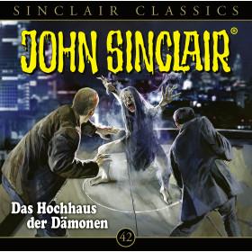 John Sinclair Classics 42 Das Hochhaus der Dämonen