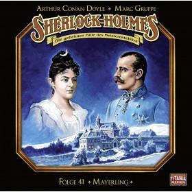 Sherlock Holmes (Titania) - 41: Mayerling