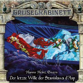 Gruselkabinett - Folge 163: Der letzte Wille der Stanislawa d'Asp