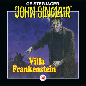 John Sinclair - Folge 145: Villa Frankenstein