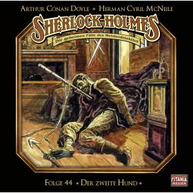 Sherlock Holmes (Titania) - Folge 44: Der zweite Hund