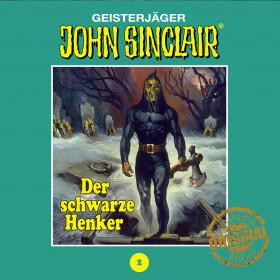 John Sinclair Tonstudio Braun - Folge 2: Der schwarze Henker (Vinyl Limitierte Ausgabe)