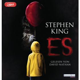 Stephen King - Es (Ungekürzte Lesung mit David Nathan)