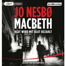 Jo Nesbø - Macbeth: Thriller