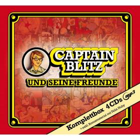 Captain Blitz und seine Freunde - Komplettbox