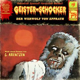 Geister-Schocker 74 Der Werwolf von Epprath