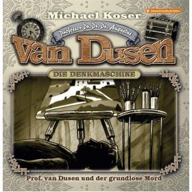 Professor van Dusen 30 Professor van Dusen und der grundlose Mord