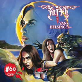 Faith - The Van Helsing Chronicles 60 die Fischmenschen Von Malibu