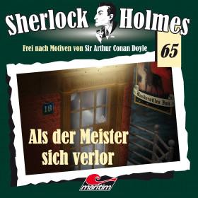 Maritim Sherlock Holmes 65 - Als Der Meister Sich Verlor