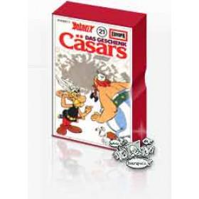 MC Europa Asterix Folge 21 Das Geschenk des Cäsars