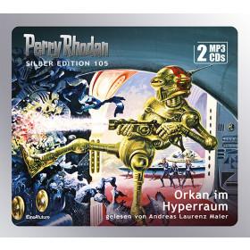 Perry Rhodan Silber Edition 105 Orkan im Hyperraum (2 mp3-CDs)
