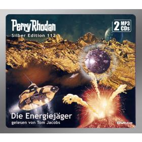 Perry Rhodan Silber Edition 112: Die Energiejäger (2 mp3-CDs)